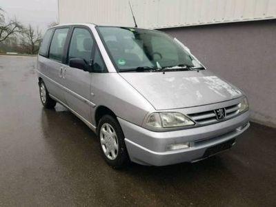 gebraucht Peugeot 806 2.0l
