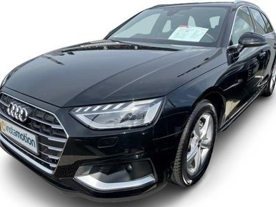 gebraucht Audi A4 A4Avant Advanced 40 TDI qu. S tronic LED AHK Na