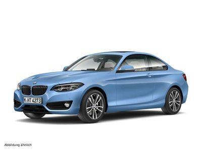 gebraucht BMW 220 d Coupé Sport Line