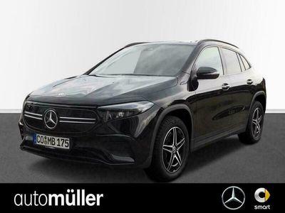 gebraucht Mercedes EQA250 EQAAMG+Night+LED+AHK+Kamera+Keyless+PDC