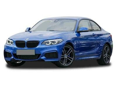 gebraucht BMW 218 i Coupι M Sportpaket HK HiFi DAB LED WLAN -