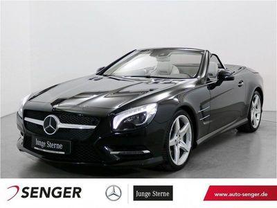 gebraucht Mercedes SL400 AMG Line Comand Distronic Keyless Kamera
