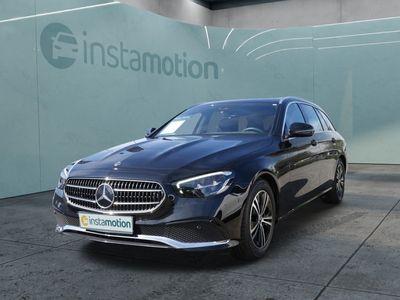 gebraucht Mercedes E200 E200 d T Avantgarde LED+ Wides Kamera Totw. LED