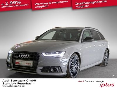gebraucht Audi A6 Avant 3.0 TDI competition S line LED Navi ACC