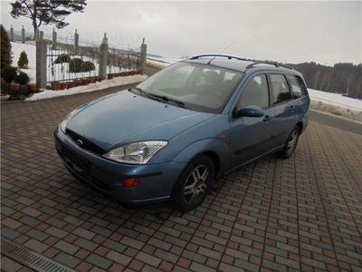 gebraucht Ford Focus 1.8, klima,EURO4,2.hand,voll fahrbereit,150 tkm
