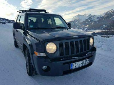 gebraucht Jeep Patriot 2.0 CRD DPF Limited