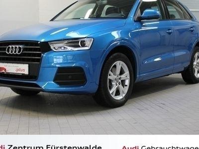 gebraucht Audi Q3 Sport 2.0 TDI ALCANTARA NAVI XENON