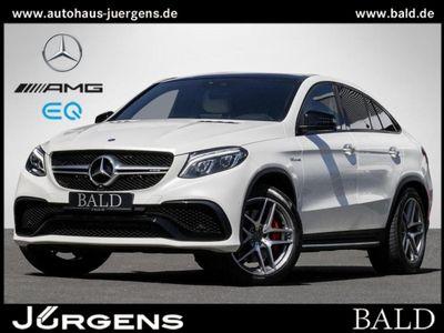 gebraucht Mercedes GLE63 AMG AMG S 4MATIC Coupé Harman+Sitzklima