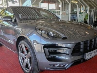 """gebraucht Porsche Macan Turbo PDK """"Luft/21 Zoll/Kamera/ACC"""""""
