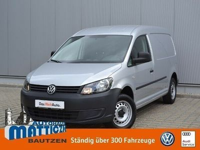 gebraucht VW Caddy Maxi Commerce 1.6 TDI Kasten EcoProfi/CLIM