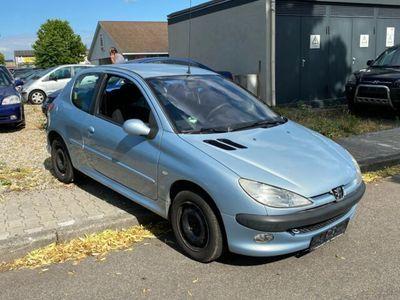 gebraucht Peugeot 206 Grand Filou / Klima