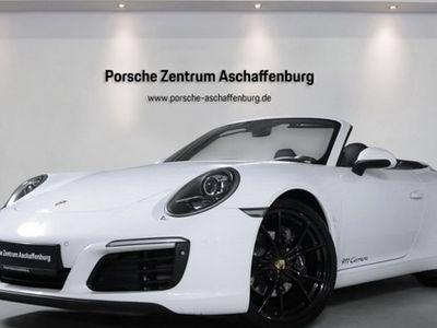 gebraucht Porsche 911 Carrera Cabriolet 991 (911) Sportabgas Sportsitz PDLS
