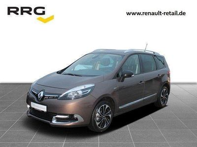 used Renault Grand Scénic dCi 110 EDC BOSE Automatik