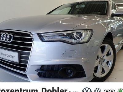 gebraucht Audi A6 Avant 2.0 TDI S-tronic AHK PDC ACC Navi LED