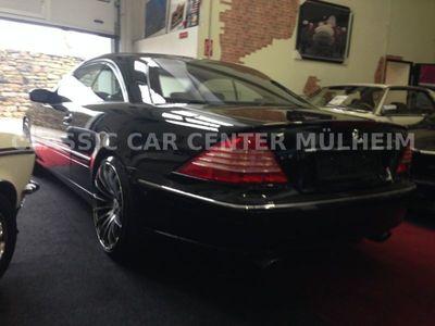 gebraucht Mercedes 500 CL-Coupe