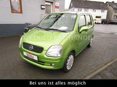 gebraucht Opel Agila Comfort 1,2 LITER