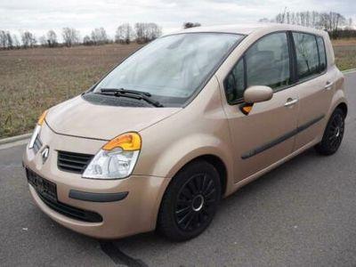 gebraucht Renault Modus 1.6 Automatik Klima 4trg.