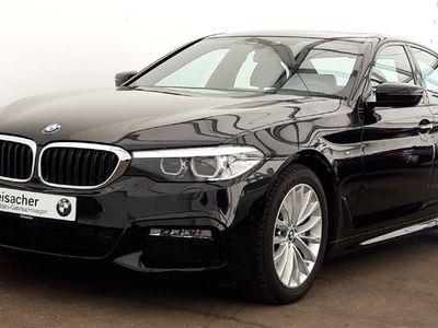gebraucht BMW 530 d A Limousine