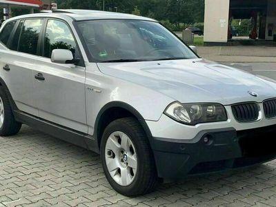 gebraucht BMW X3 E83 2.0D 150ps X-Drive TüV Panorama