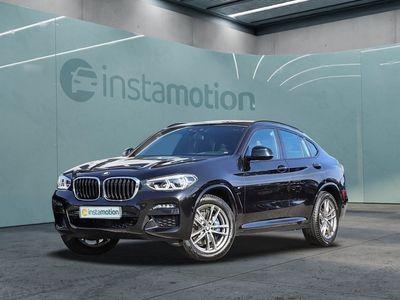 gebraucht BMW X4 X4xDrive30d M Sport Head-Up HiFi DAB LED WLAN