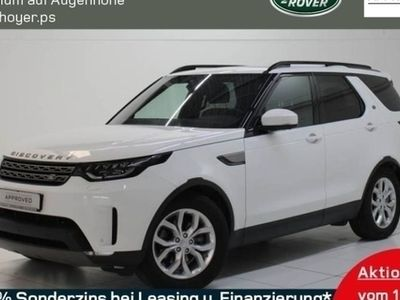 gebraucht Land Rover Discovery 2.0 Si4 SE AHK GSD LED PDC