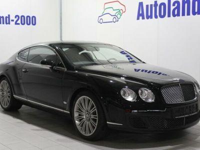 gebraucht Bentley Continental GT Speed *Deutsch*1.Hd-Scheckheft Be