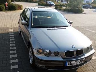 gebraucht BMW 318 Compact ti E46 Sondermodell