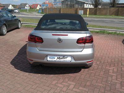 gebraucht VW Golf Cabriolet VI 1.6 TDI Cup Navi Xenon PDC