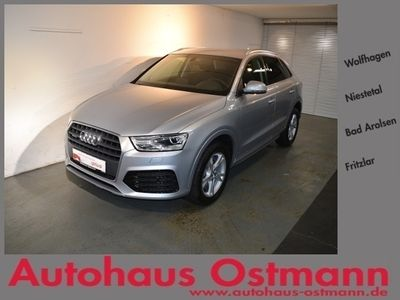 käytetty Audi Q3 2.0 TDI sport quattro Xenon*Navi*BOSE*Kamera
