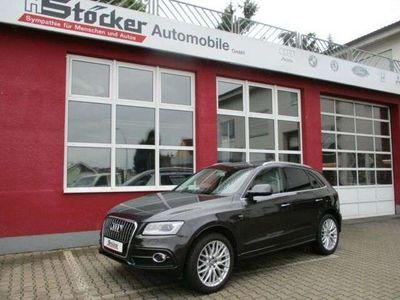 gebraucht Audi Q5 3.0 TDI quattro AHK, Panoramadach, Navi
