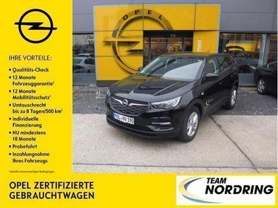 gebraucht Opel Grandland X EDITION 1.6 DIESEL, 88 KW (120 PS) START/STOP (MA