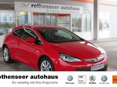 gebraucht Opel Astra GTC Astra J1.4 TSI Turbo XENON*PDC*GRA*SHZ