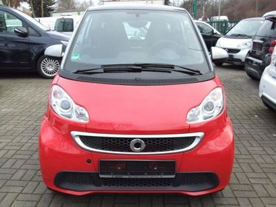 gebraucht Smart ForTwo Coupé softouch passion ,SERVOLENKUNG,Klima,TOP