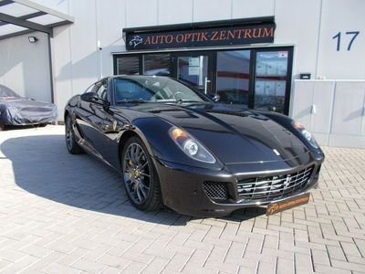 gebraucht Ferrari 599 GTB Fiorano F1 2.Hand Top Zustand als Sportwagen/Coupé in Bensheim