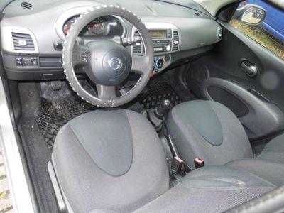 gebraucht Nissan Micra 1.2 acenta Klima