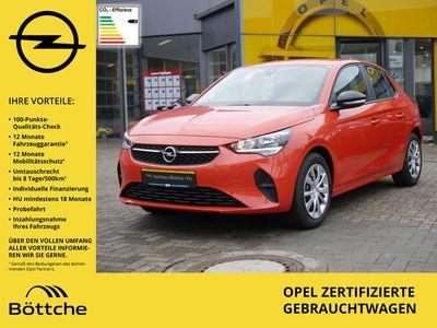 gebraucht Opel Corsa 1.2 Turbo Edition FSE USB KLIMA SHZ