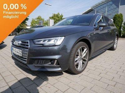 gebraucht Audi A4 Avant 2.0 TFSI S tronic g-tron Design S line (Spor