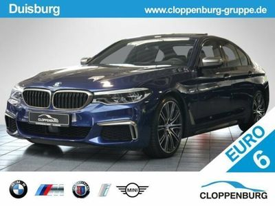 gebraucht BMW M550 i xDrive HEAD-UP STANDHZG DRIVING-ASSIST B&W