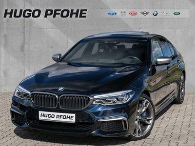 gebraucht BMW M550 5er d xDrive Aut./ Standhzg./ Glasdach / Int.Akt