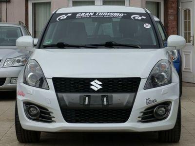 używany Suzuki Swift 1.6 Sport Climatronic,Bi-Xenon Sitzheizung