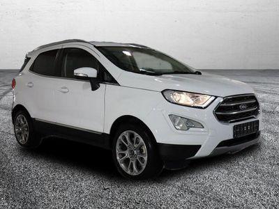 gebraucht Ford Ecosport TITANIUM NAVI B&O LM17 AHK