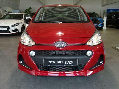 gebraucht Hyundai i10 1.2 YES! Alu,Sitz und Lenkradheizung