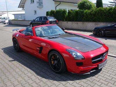 gebraucht Mercedes SLS AMG Roadster GT Final Edition
