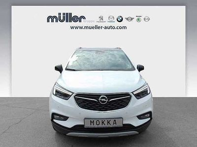 gebraucht Opel Mokka X 1.4 Turbo 120 Jahre