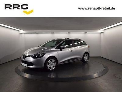 gebraucht Renault Clio IV GRANDTOUR DYNAMIQUED dCi 90 KLIMAANLAGE