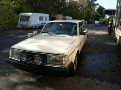 gebraucht Volvo 245 2,1 Einspritzer, Automatik