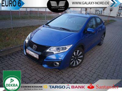 käytetty Honda Civic 1.6 i-DTEC Elegance/Navi/R.Kamera/LED/SHZ