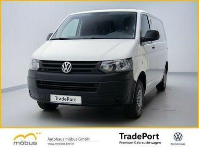 gebraucht VW Transporter T5Kasten TDI PDC ZV Bluetooth Holzboden