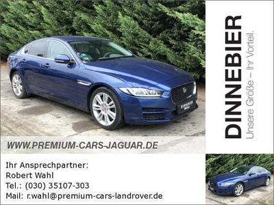 gebraucht Jaguar XE 20d Prestige | Teltow Gebrauchtwagen, bei Autohaus Dinnebier GmbH