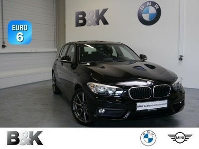 "gebraucht BMW 118 i 5-Türer Advantage 18"" Bluetooth Klima PDC"